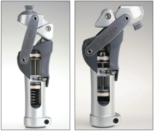 Hydraulic prosthetic knee joints provide more natural